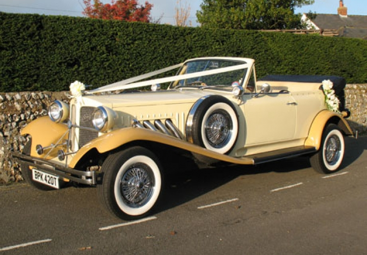 Beauford Classic Car Hire