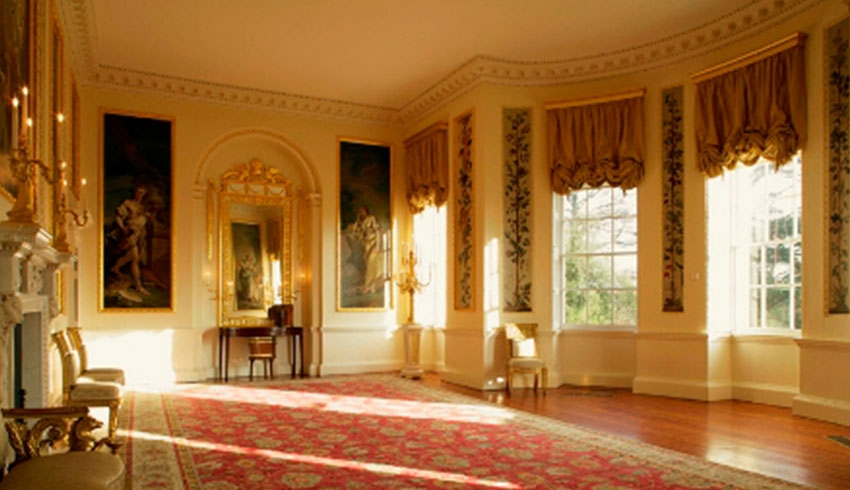 Inside Danson House Wedding Venue In Kent