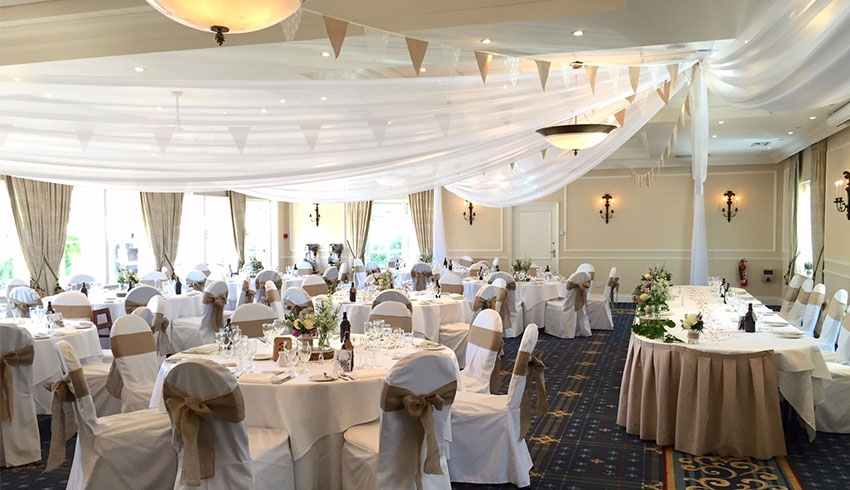 Deans Place Hotel, East Sussex, Fabulous Venues