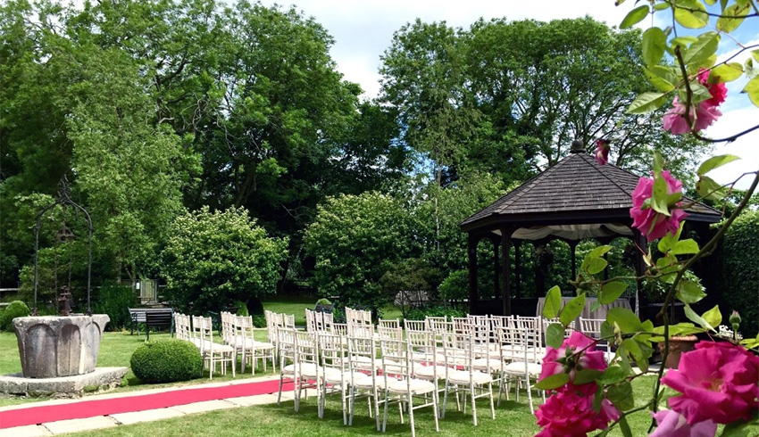 A stunning wedding venue worthy of a visit