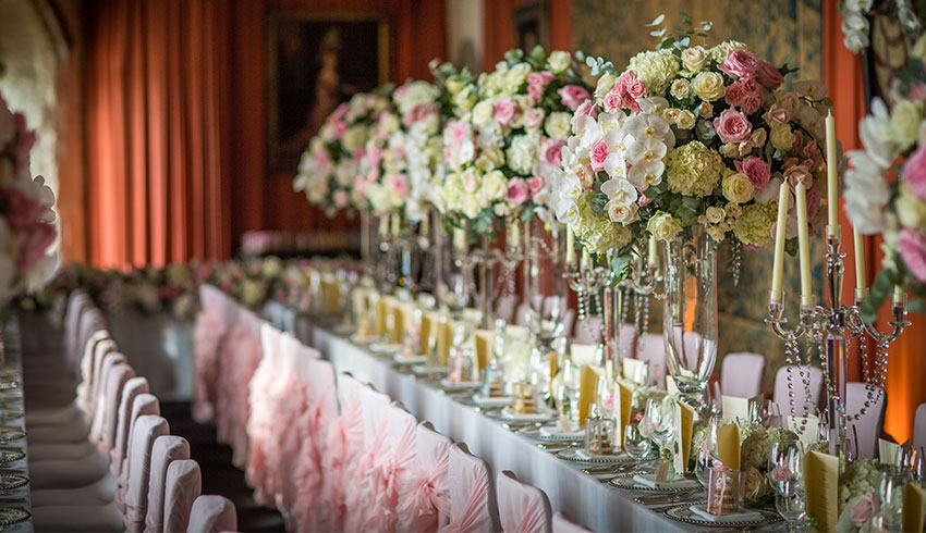Wedding Showcase at Leeds Castle