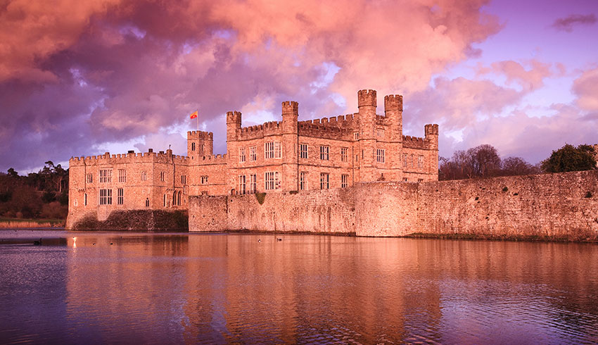 Wedding Showcase at Leeds Castle and Battel Hall