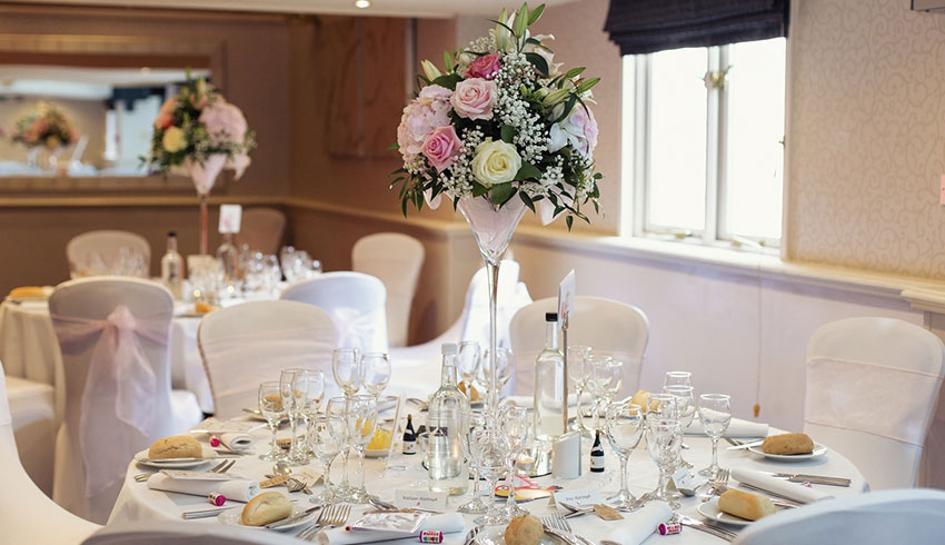 Wedding Open Day at Rowhill Grange