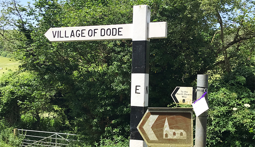 An Enchanting Wedding Venue in Kent - The Lost Village of Dode