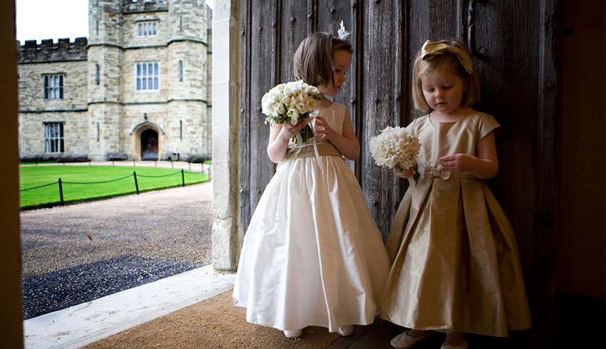 Leeds Castle, Kent Wedding Venue, Fabulous Wedding Venues
