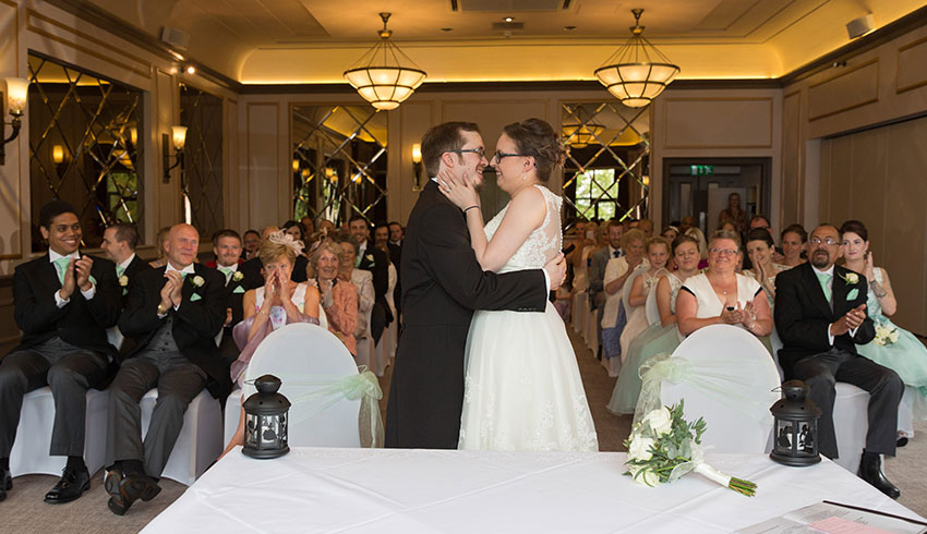 The Hogs Back Hotel, Surrey, hosting forever memories for happy couples