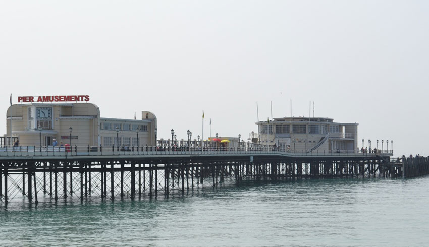 Worthing Pier, West Sussex wedding venue, Fabulous Wedding Venues