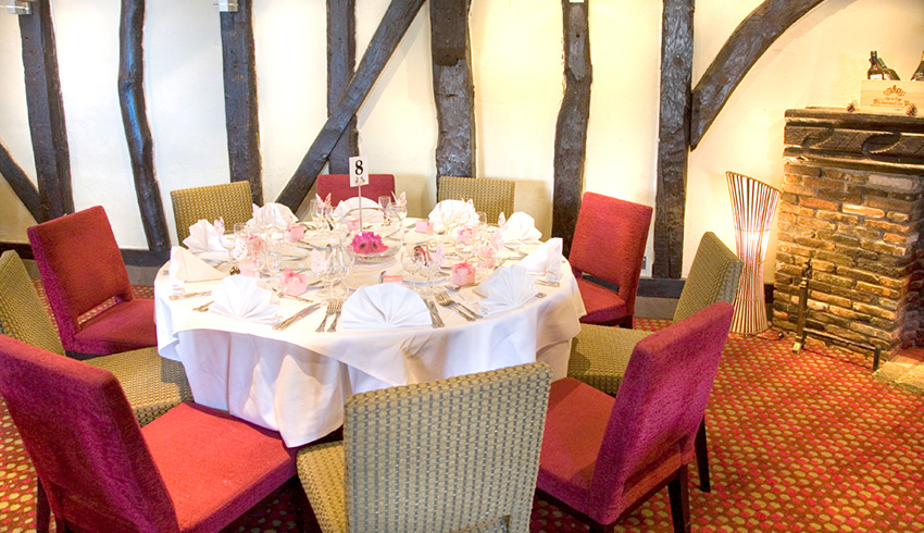 Best Western Rose & Crown, Essex, Fabulous Wedding Venues