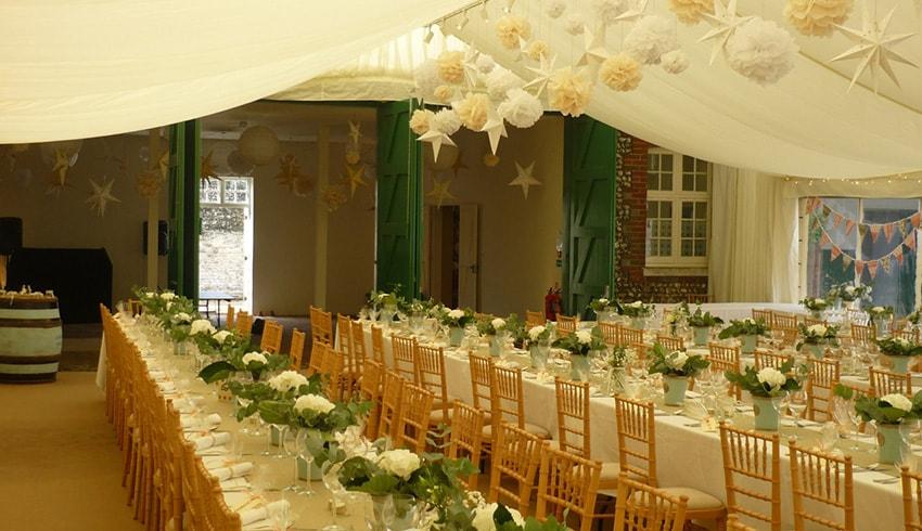 Bignor Park, West Sussex, Fabulous Venues