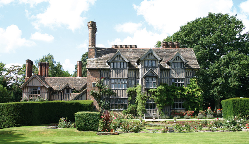 Great Ote Hall, East Sussex, Fabulous Wedding Venues