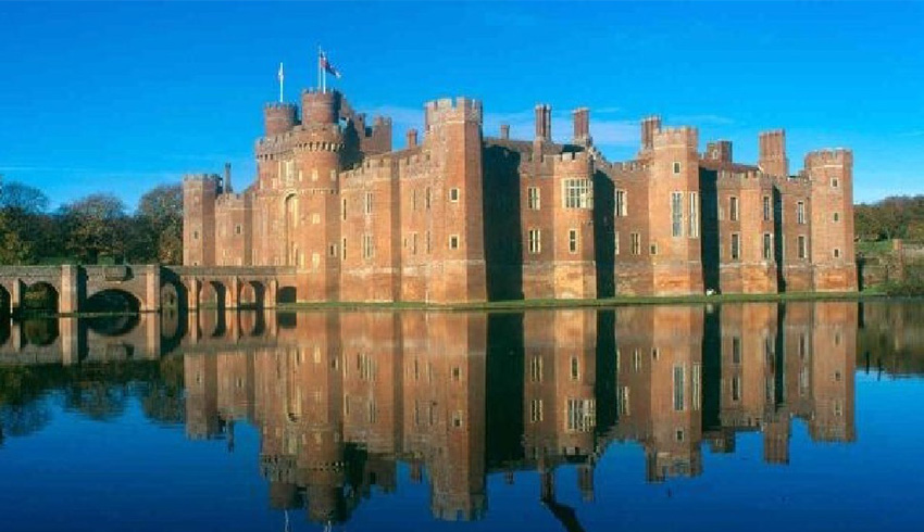 Herstmonceux Castle, East Sussex, Fabulous Wedding Venues